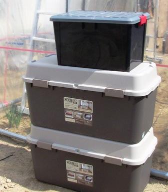 『 arduinoで自動水やり機(タンク式)を自作してみた 』 ..水タンクの加工..