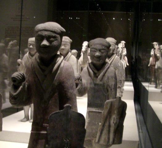 『 【陝西歴史博物館】入場料と待たずにサクサク入場する方法とは? 』 ..出土品です。..