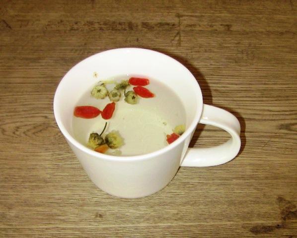 『 【龍門石窟】地図と行き方-ツアーのガイドと間違えられる(^^; 』 ..そして、暖かい菊のお茶を出してくれました。..