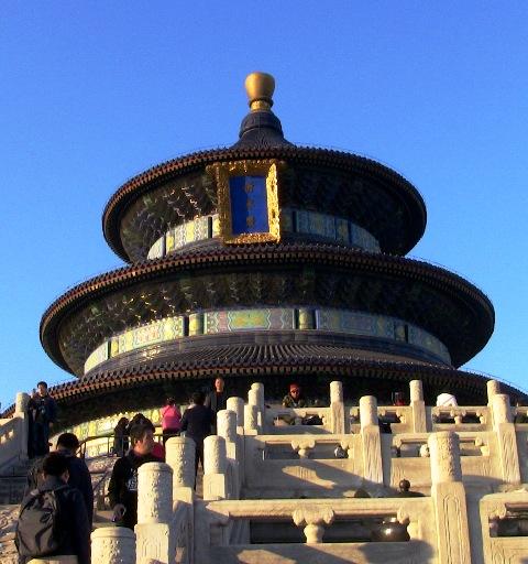 『 北京のパワースポット皇帝が天に祈りを奉げた天壇・入場料と行き方 』 ..祭壇としては中国最大の木造建造物で世界遺産に登録されています。..