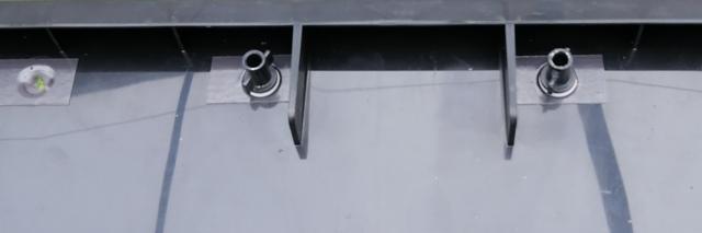 『 水耕栽培装置(噴霧式循環)の作り方 』 ..ノズルを挿してみます。強く押してもノズルが止まればOKです。..