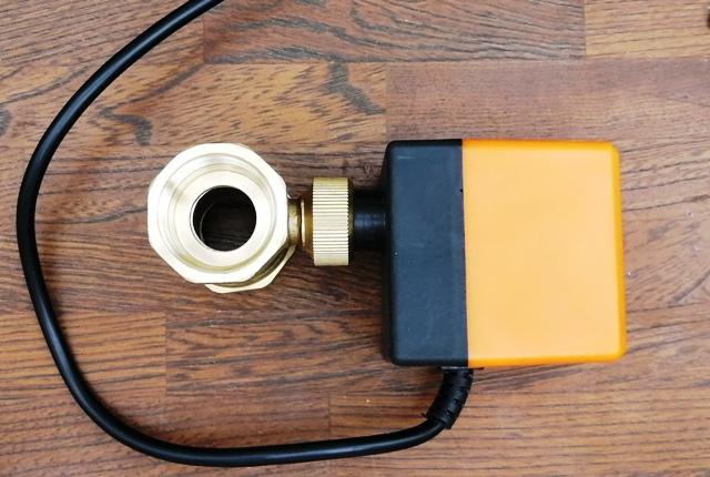 『 水耕栽培装置(噴霧式循環)の作り方 』 ..もしこのような症状だったらGND(マイナス)を変えてみてください。電動ボールバルブが開いた状態です。..